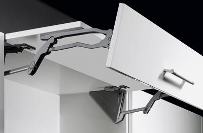 Cerniere per mobili e sistemi di sollevamento cioni - Pistoni a gas per ante cucina ...