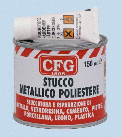 Stucco metallico bicomponente colori per dipingere sulla for Resina epossidica bricoman
